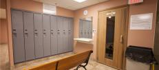 Cherry Hill Village Locker Room