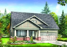 Learn more about this gorgeous Ash Bungalow A house for sale in Manotick.
