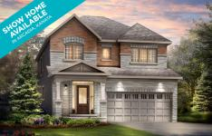 Detached house for sale in Barrhaven Ottawa. Find out why this Fitzroy C model is the right choice for you.