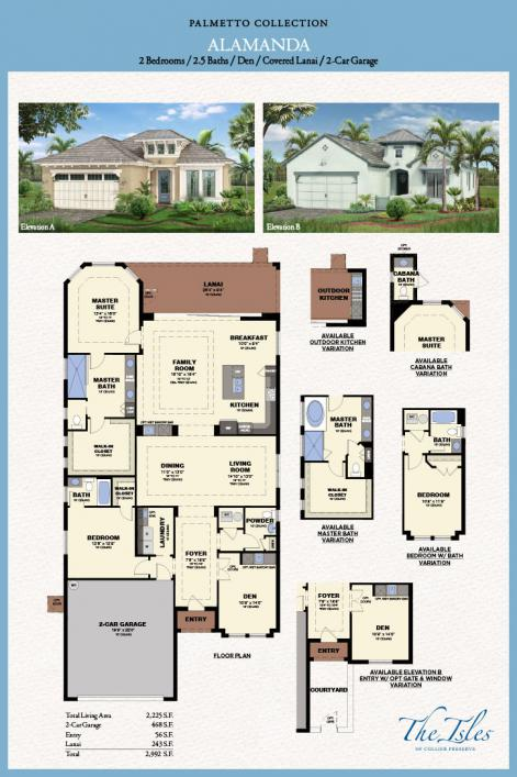 Isles Of Collier Preserve Alamanda Model Naples Fl Minto