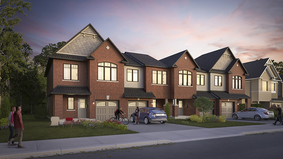 Minto model homes kanata