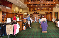 ProShop interior view