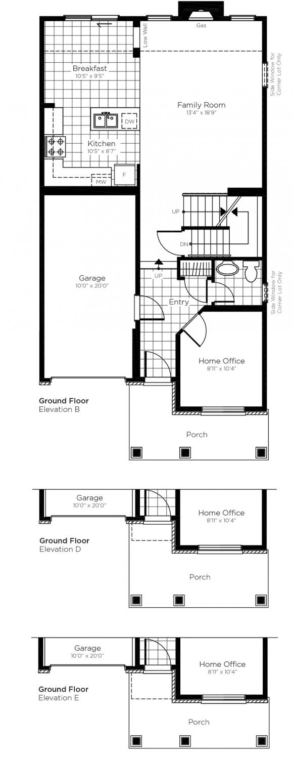 Minto group inc buy a home in ottawa avalon for Orleans builders floor plans