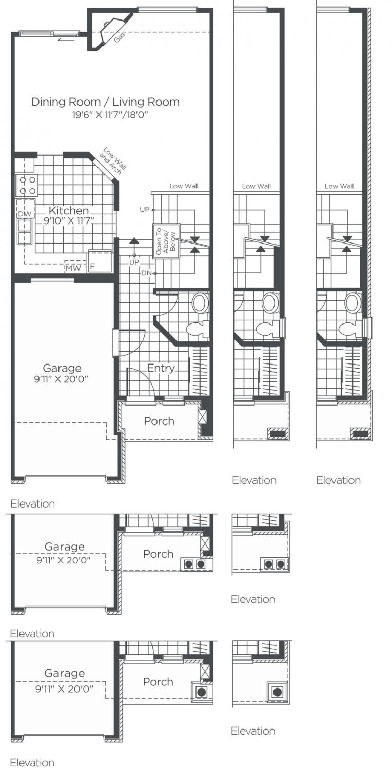 Minto group inc buy a home in ottawa enclave at for Orleans home builders floor plans