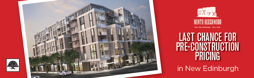 MintoBeechWood - Condos for Sale in New Edinburgh