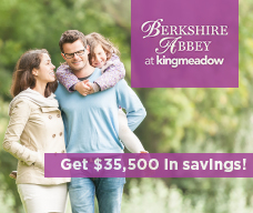 Now Open in Oshawa: Berkshire Abbey at Kingmeadow