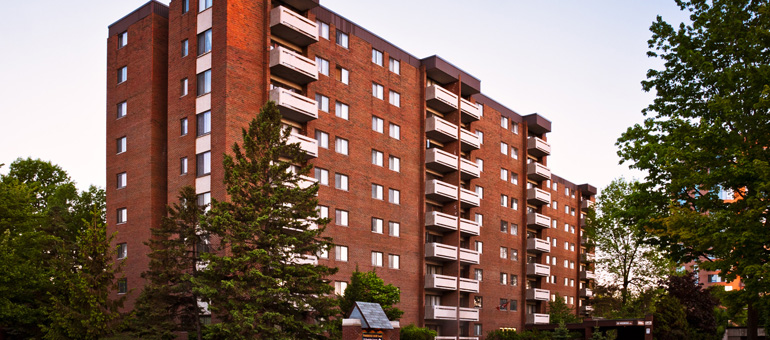 Accora Village Apartments in Ottawa