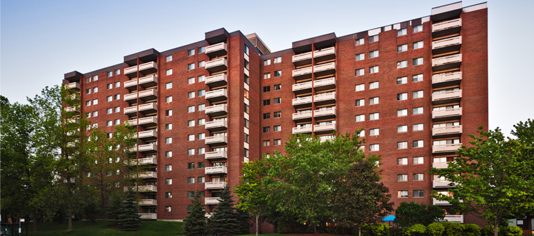Accora Village Apartments in West Ottawa