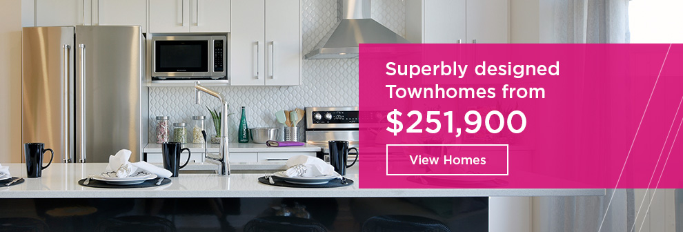 Affordable townhomes