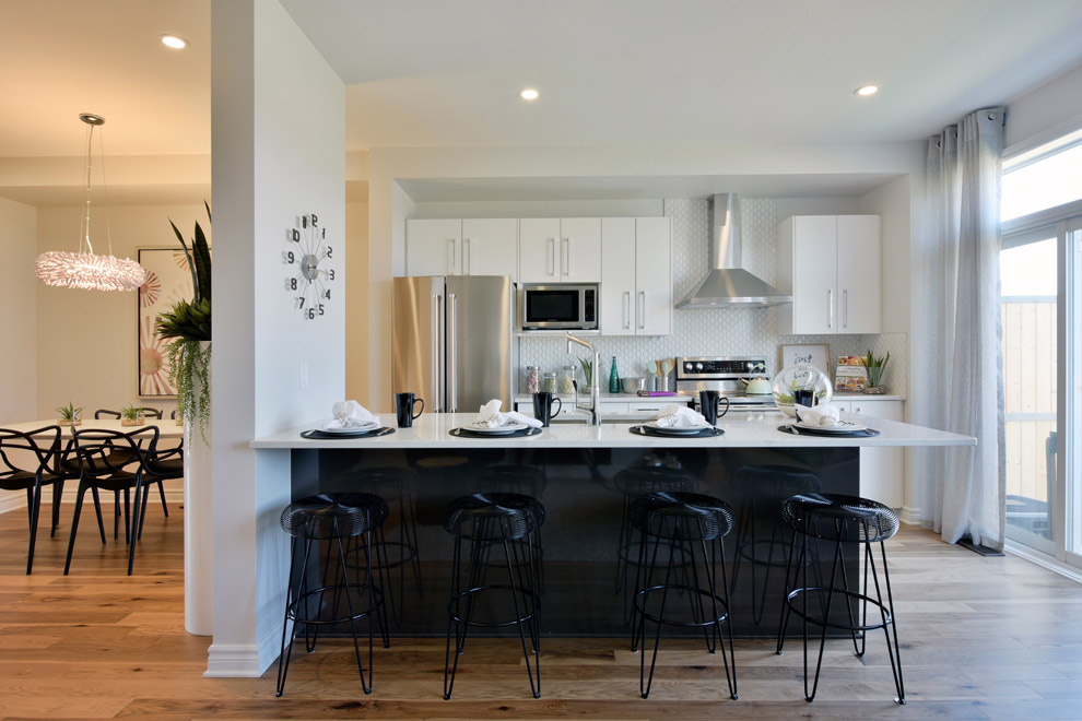 Haven, Executive Townhome - Kitchen