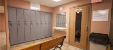 Cherry Hill Village Locker Room