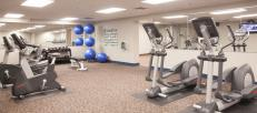 Cherry Hill Village Fitness Room