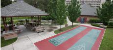 Cherry Hill Village Shuffleboard
