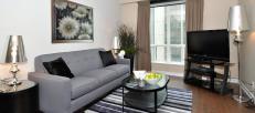Yorkville Avenue Living Room