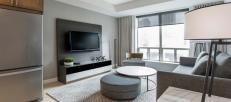 Downtown Toronto 1 bedroom suite in yorkville