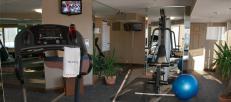Carlisle Exercise Room