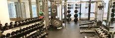 One80five weight room
