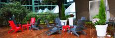 Minto One80five outdoor area