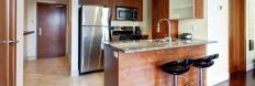 Furnished Suites Kitchen in MTL