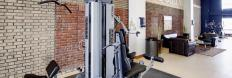 Gym in Montreal Furnished Suites