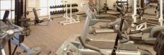 Calgary rental condo with gym