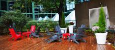 Ottawa one80five patio
