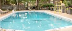 Navaho Terrace pool view