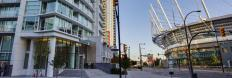 Vancouver luxury furnished apartment