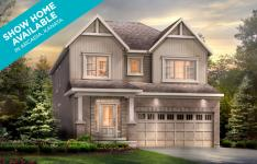 This 2 storey Avalon Encore Fitzroy B model boasts 2278 square feet.  These Orleans homes for sale won't last long, learn more.