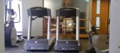 Roehampton Avenue exercise room