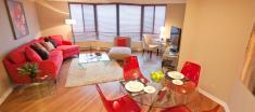 Ottawa carlisle rental living room