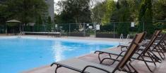 York Mills & Leslie pool view