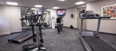 Marlborough Court Fitness Room