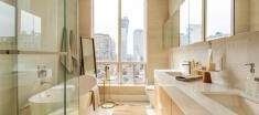 Yorkville Penthouse Suite Bathroom View