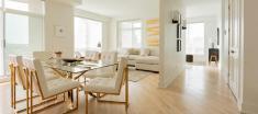 Yorkville Penthouse Suite Living Area