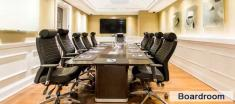 Boardroom in Luxury Apartments For Rent in Yorkville Downtown Toronto