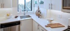 Sophia kitchen view