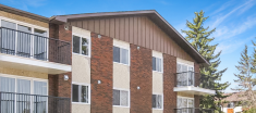 Westlawn Village apartment in Edmonton