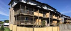 Navaho Terrace Backyard Exterior View