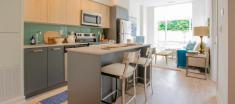 Brand new rental apartment in Oakville Sheridan