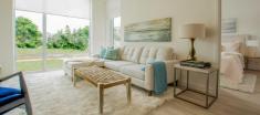 Marlborough living room in oakville