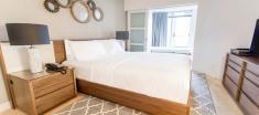 Yorkville Apartment Bedroom