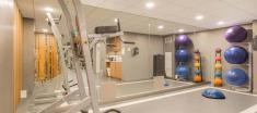 Yorkville Fitness Room