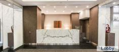 Lobby in Luxury Apartments For Rent in Yorkville Downtown Toronto