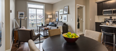 The Laurier furnished suites
