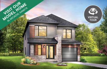 Avalon New Home Collections Orleans On Minto