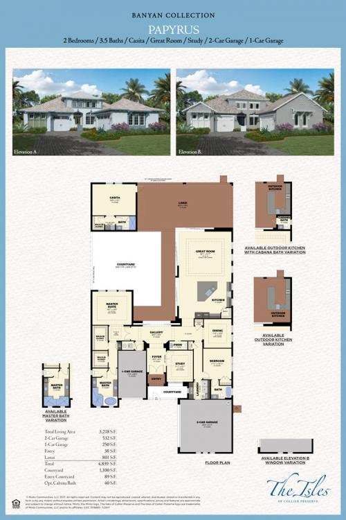 Papyrus New Luxury Homes In Naples Fl By Minto