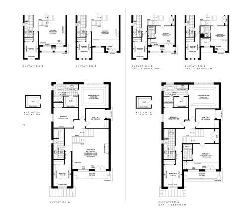 Ivy Ridge Rosemount - New Homes In Whitby