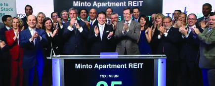 Minto REIT launches