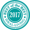 BEST of the BEST 2017. IDEAL-LIVING